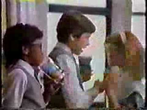 80's Capri Sun Commercial