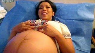 getlinkyoutube.com-BABY SMILING in 4D ULTRASOUND! - August 17, 2012 - itsJudysLife Vlog