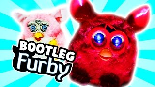 getlinkyoutube.com-BOOTLEG FURBY TOYS