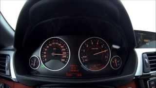 BMW 428i convertible 0-240km/h mega SOUND!