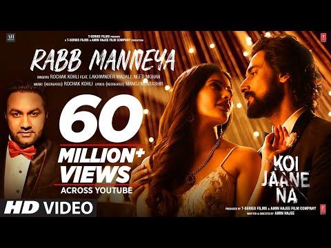 Rabb Manneya Lyrics in Hindi
