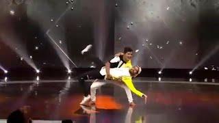 BIR RADHA SHERPA & AMARDEEP SINGH DANCE COMPETITION IN DANCE +3