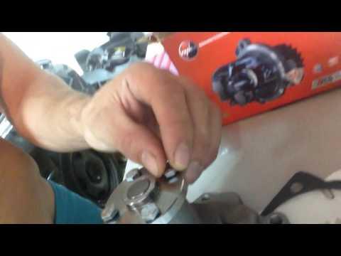 Dodge stratus coupe помпа Fenox димарик симпотяга