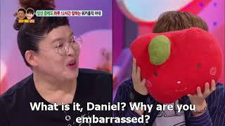 Kang Daniel in Hello Counselor