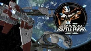 getlinkyoutube.com-Star Wars Battlefront II Mods (PC) HD: Aldura Campaign - Chapter 1: Orbital Assault
