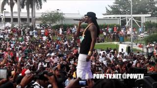 2 Chainz Best Of The Best Performance @ Miami