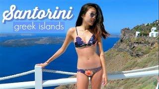 getlinkyoutube.com-Santorini Greece | Travel VLOG