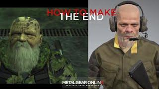getlinkyoutube.com-Metal Gear Online: Avatar Creation - The End