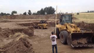 getlinkyoutube.com-Building A House -  #05 Excavation