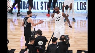 Mic'd Up!  LeBron James' Best Wired Moments From the 2018 NBA All Star Game!