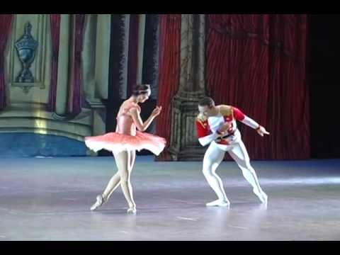 Grand Pas De El Cascanueces. Ballet Clasico Santiago, Rep Do