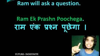 getlinkyoutube.com-Learn Hindi Grammar Videos Lessons - Learn Hindi Tenses with Verb Ask
