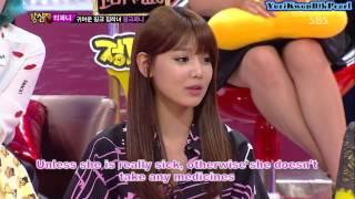 getlinkyoutube.com-[ENG] SNSD Tiffany Pink Obsession Talk