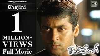 Ghajini - Full Movie | Suriya | Asin | Nayantara | A.R. Murugadoss | Harris Jayaraj | HD 1080p width=