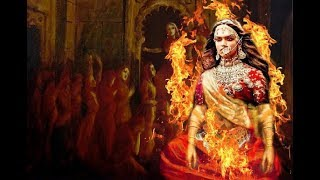 Padmavati Jauhar scene (edited )