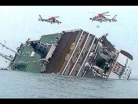 Astrology of Disaster: Korean Ferry Sinks