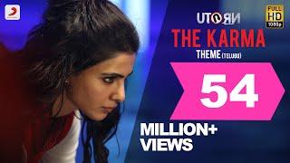 U Turn - The Karma Theme (Telugu) - Samantha | Anirudh Ravichander | Pawan Kumar