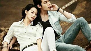 getlinkyoutube.com-Kim Woo Bin and Shin Min Ah Get Romantic Photo Shoot Since Dating Announcement