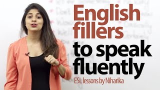 getlinkyoutube.com-English fillers to speak fluently. ( Gap fillers)  Free English lesson