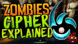 getlinkyoutube.com-ONLY THE CURSED SURVIVE CIPHER SOLVED! CoD Black Ops 3 Easter Egg Zombies Storyline Secret Explained