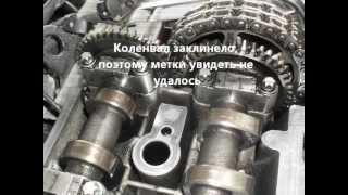 getlinkyoutube.com-Мерседес Двигателя Е 220 СДИ.wmv