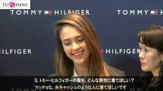 getlinkyoutube.com-ジェシカ・アルバが来日!Gackt ハリウッド女優との共演にドキドキ感激
