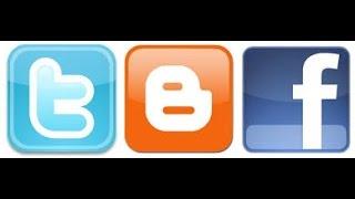 getlinkyoutube.com-Como vincular facebook y twitter al blog, facil rapido