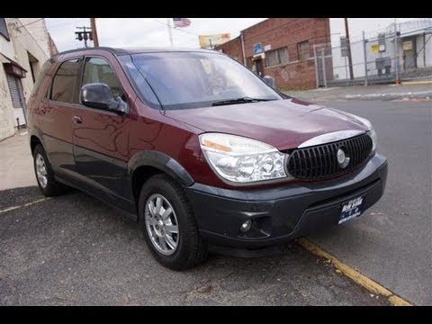 2004 Buick Rendezvous Problems, Online Manuals and Repair Information