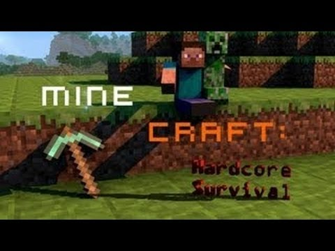 Minecraft: Hardcore Survival Ep 15: Pig Hunting!