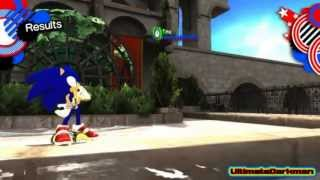 Sonic Generations - SA2 Sonic HD Preview #2