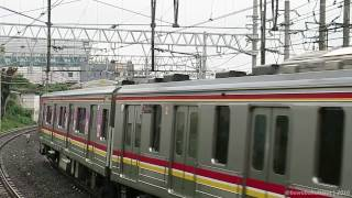 getlinkyoutube.com-KAMPRET MOMENT Saat Kereta Luar Biasa Lewat