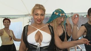getlinkyoutube.com-Belly Dance Loutraki Greece Mediterranean Delight 2014
