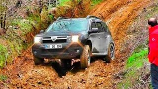 getlinkyoutube.com-Renault / Dacia Duster 4x4 - Extreme Off Road Performance