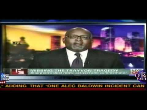 BEST ANALYSIS on the Trayvon Martin Shooting