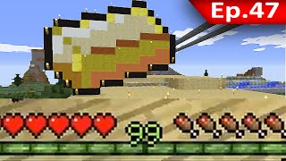 getlinkyoutube.com-Tackle⁴⁸²⁶ Minecraft (1.7.9) #47 - ขุดทอง ปั้มเวล [150K Sub]