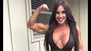 Muscle women! FBB 2017!Compilation Female Bodybuilding 2017! Girl Muscles