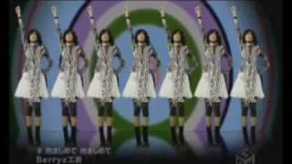 Berryz Koubou singles top10