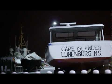 Lunenburg After Dark