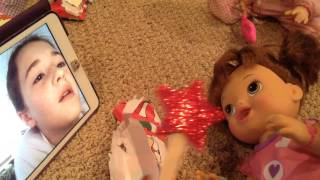getlinkyoutube.com-A Baby Alive Christmas