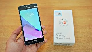 getlinkyoutube.com-Samsung Galaxy Grand Prime Plus - Unboxing & First Look! (4K)