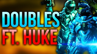 getlinkyoutube.com-Doubles with Huke! - Halo 5 Guardians