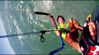 Big Air Kitesurfers Prepare in Cape Town
