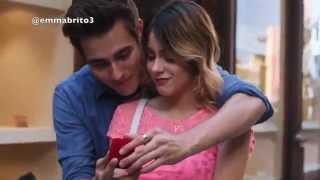 getlinkyoutube.com-Violetta 3 - Violetta y León compran un anillo (03x80)