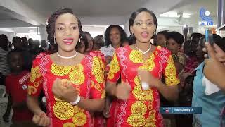 getlinkyoutube.com-Masanja Mkandamizaji alipo mvisha pete ya uchumba Monica Fredrick Mito ya Baraka
