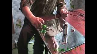 getlinkyoutube.com-Заточка ножей машинки для стрижки, своими руками.
