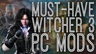 getlinkyoutube.com-5 Must-Have Witcher 3 PC Mods - The Gist