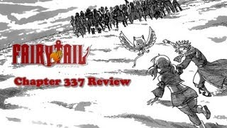 getlinkyoutube.com-Fairy Tail Chapter 337 Review: I'm done! Hitroll Mashima At His Finest!