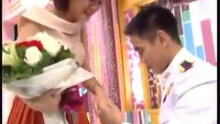 getlinkyoutube.com-ซึ้งมากๆ ทหารขอแฟนแต่งงาน