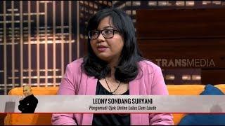 Leony Sondang, Driver Ojol Yang Lulus Cum Laude Dari Undip   HITAM PUTIH (13/08/19) Part 3