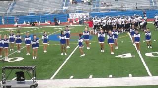 getlinkyoutube.com-Spring Grove Cheerleading 2011-12 Pre-Game Football Performance